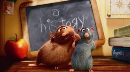'Your friend the Rat', el nuevo corto de Pixar en el DVD de Ratatouille
