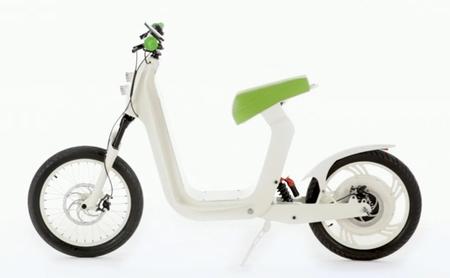 Xkuty One, ciclomotor eléctrico 'de diseño' muy ligero