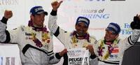 Nueva victoria de Marc Gené y Peugeot. Esta vez las 12 horas de Sebring