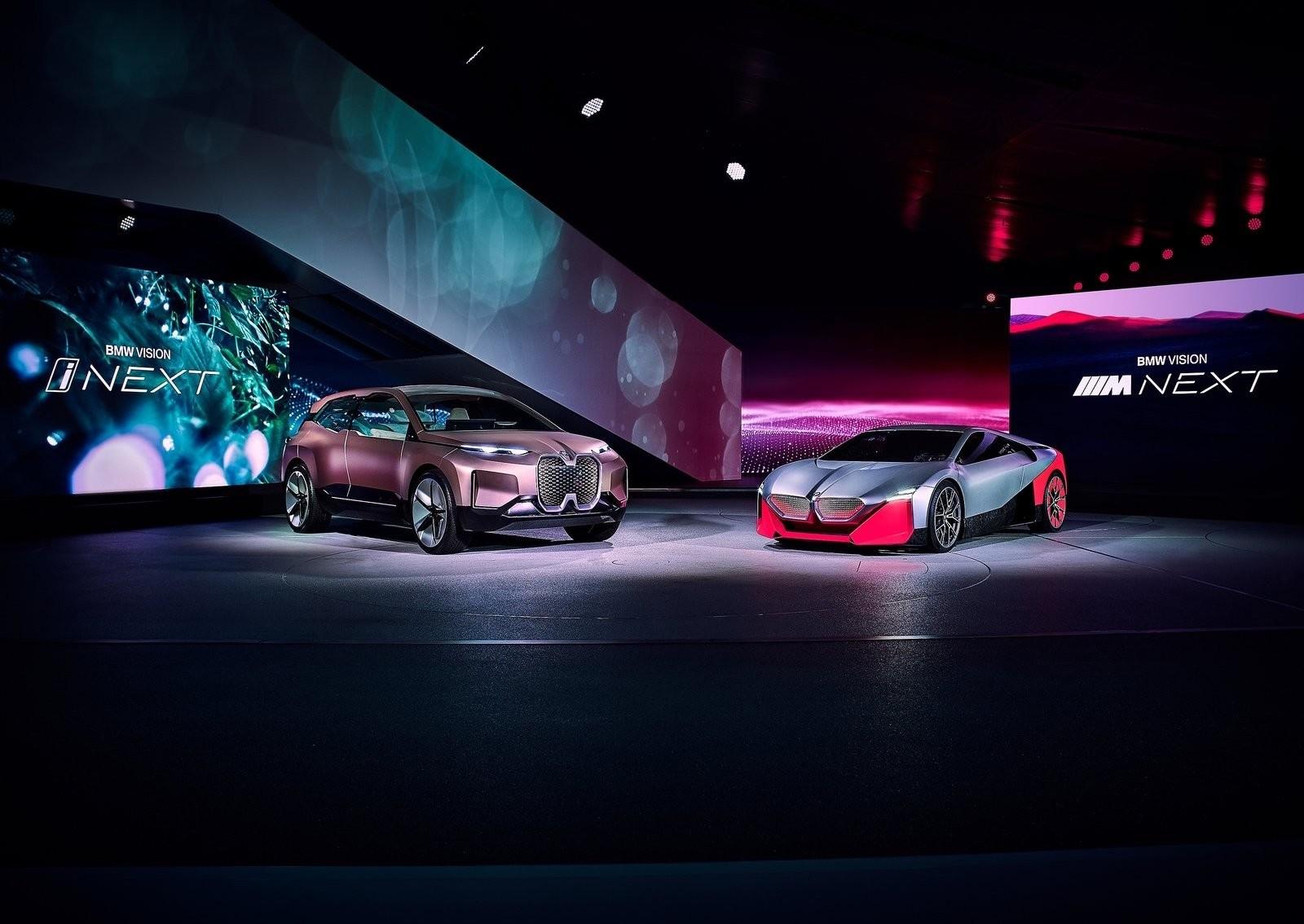 Foto de BMW Vision M Next Concept (19/25)
