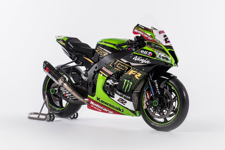 Kawasaki Sbk 2020