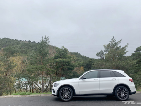 Mercedes-Benz GLC 200 (prueba)