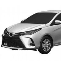 ¡Filtrado! El Toyota Yaris que conocemos en México se inyectará bótox para 2021