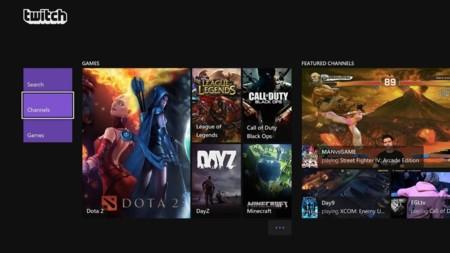 Twitch en Xbox One