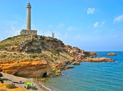El Cabo de Palos en Murcia
