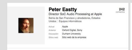 Siguen las pistas del proyecto musical, Apple ficha a un veterano experto en procesado de audio
