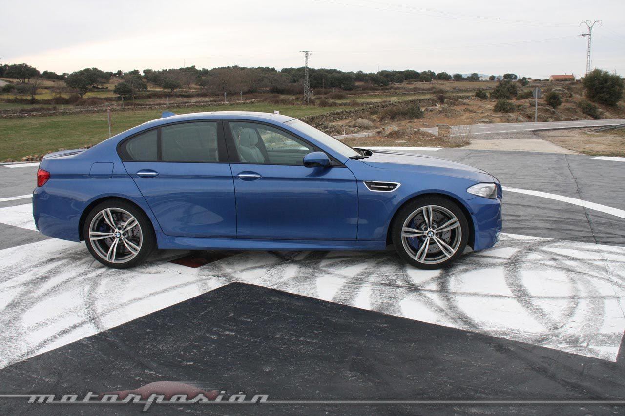Foto de BMW M5 (Prueba) (110/136)