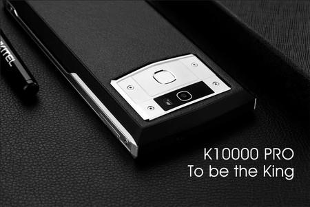 El Oukitel K10000 Pro cuenta con una monstruosa (y grandiosa) batería de 10.000 mAh