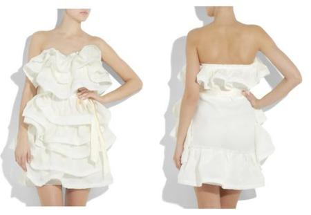 Mis prendas de primavera: Vestido de Lanvin