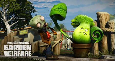 Juega gratis Plants vs. Zombies: Garden Warfare en PC