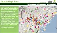 Aplicaciones viajeras: la Ruta del Diseño en Barcelona