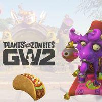 Captura el Taco es el nuevo evento gratuito de Plants vs. Zombies: Garden Warfare 2 y durará tan solo diez días