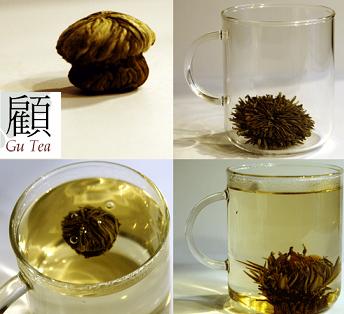 Flor de té una nueva forma de elaborar y disfrutar un buen té