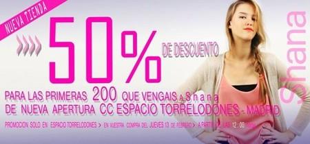 Shana abre nuevo centro en Madrid y los 200 primeros clientes tiene descuento especial