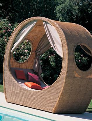 Una cama para tu piscina de Mazuvo