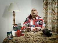 El fotógrafo que defendía su marca como un hincha de un equipo de fútbol