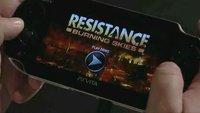 GamesCom 2011: 'Resistance: Burning Skies' lleva la lucha contra las Quimeras a PS Vita