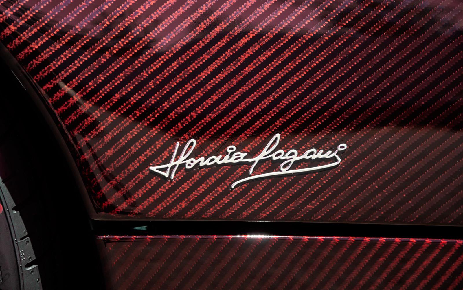 Foto de A la venta este Pagani Huayra Coupé con poco más de 1.200 km (12/21)