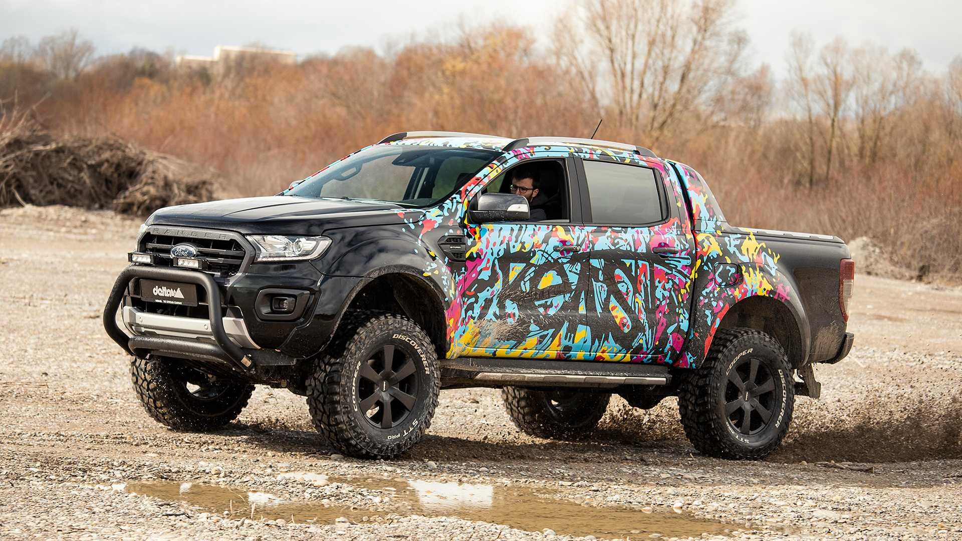Foto de Ford Ranger por delta4x4 (13/20)