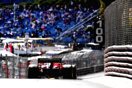 Leclerc Monaco F1 2021