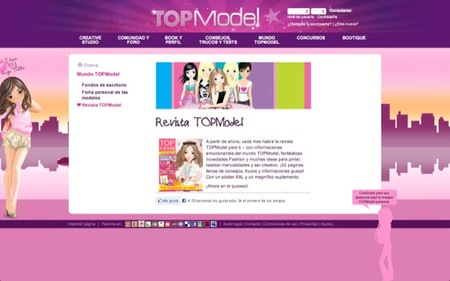 La revista TOP Model ya está en los quioscos