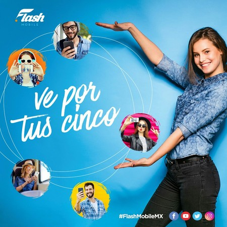 Flash Mobile Mexico Promociones