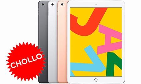 Otra vez a precio de chollo: el iPad 2019, en AliExpress Plaza, con el cupón AGOSTO30, se queda en sólo 309 euros