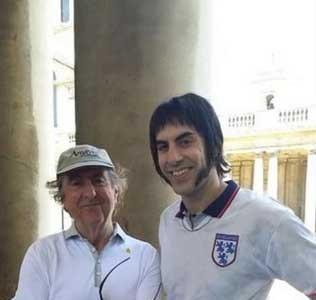 Penélope Cruz rodará con Sacha Baron Cohen 'Grimsby'