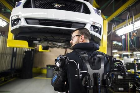 Exoesqueletos Ford 1