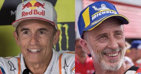 Así serían Marc Márquez, Andrea Dovizioso y otros pilotos de MotoGP dentro de 50 años