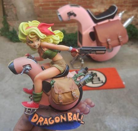 Moto Bola De Dragon1