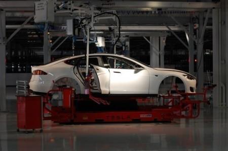 Tesla Ensamblado