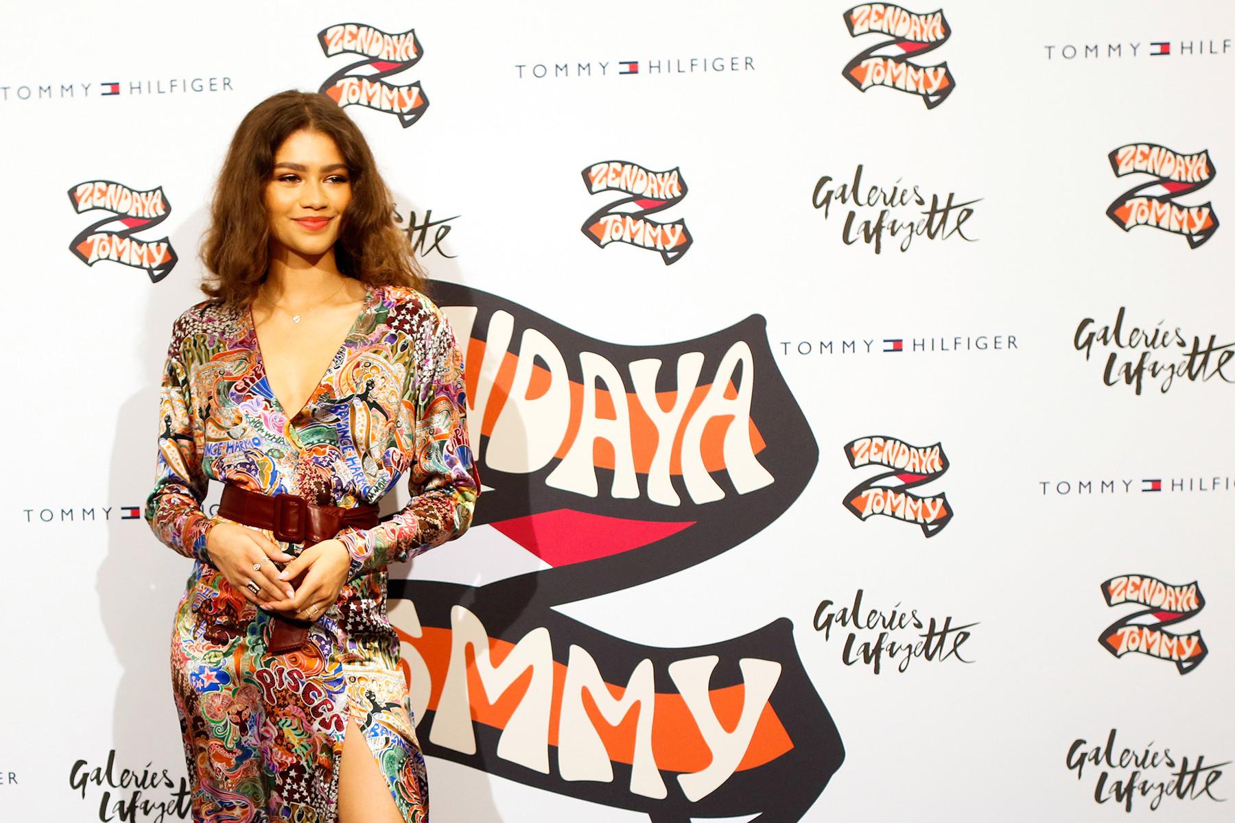 Zendaya luce el vestido perfecto para dar la bienvenida a la primavera 2278d669d8df