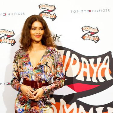 Zendaya luce el vestido perfecto para dar la bienvenida a la primavera