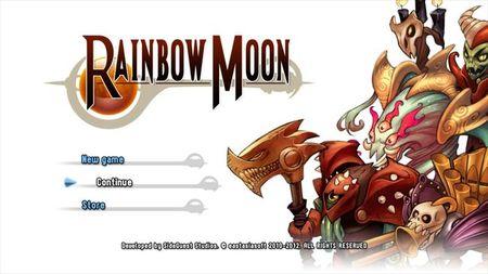 Tráiler de lanzamiento del SRPG para PSN 'Rainbow Moon'