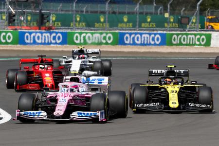 ¡Culpables! La FIA sanciona con 400.000 euros y 15 puntos a Racing Point por copiar los frenos del Mercedes