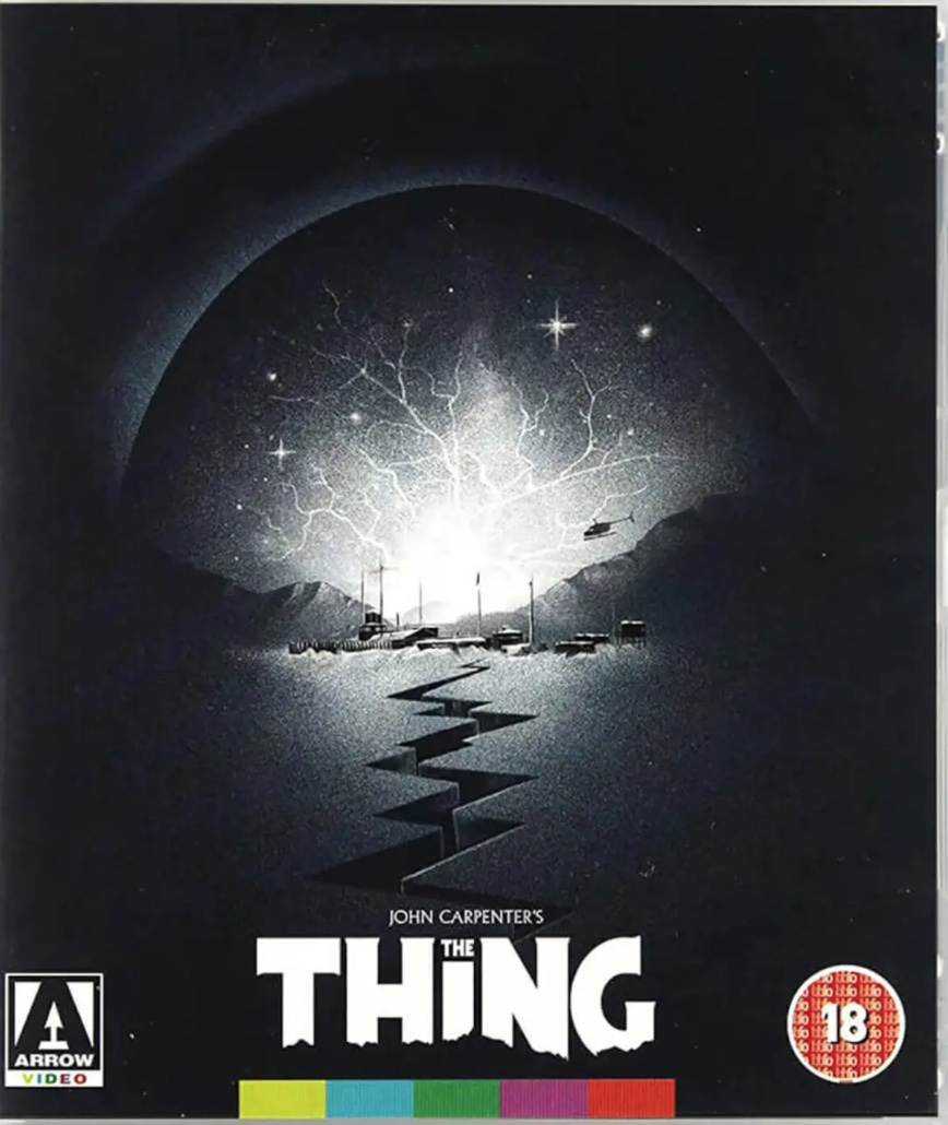 blu ray The Thing
