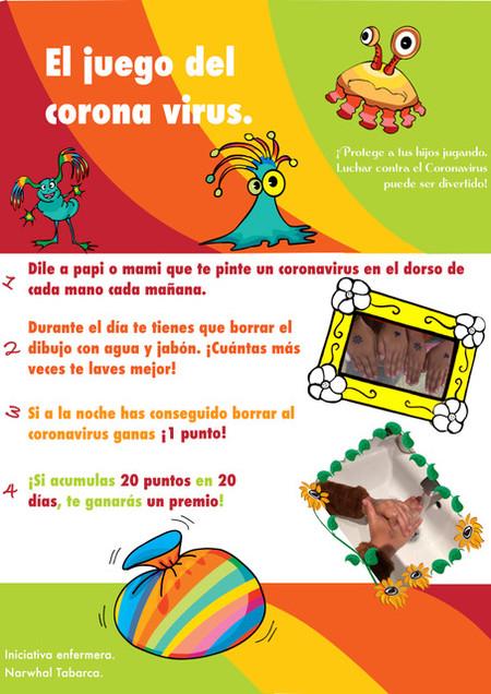 13 Manualidades Descargables Y Actividades Sobre El Coronavirus