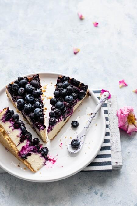 15 recetas de tartas frescas con fruta para endulzar tu desayuno o merienda