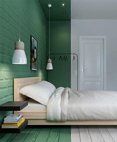 Pared Verde 8
