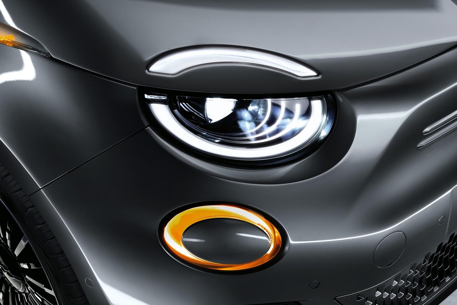 Foto de Fiat 500e 2020 (14/24)