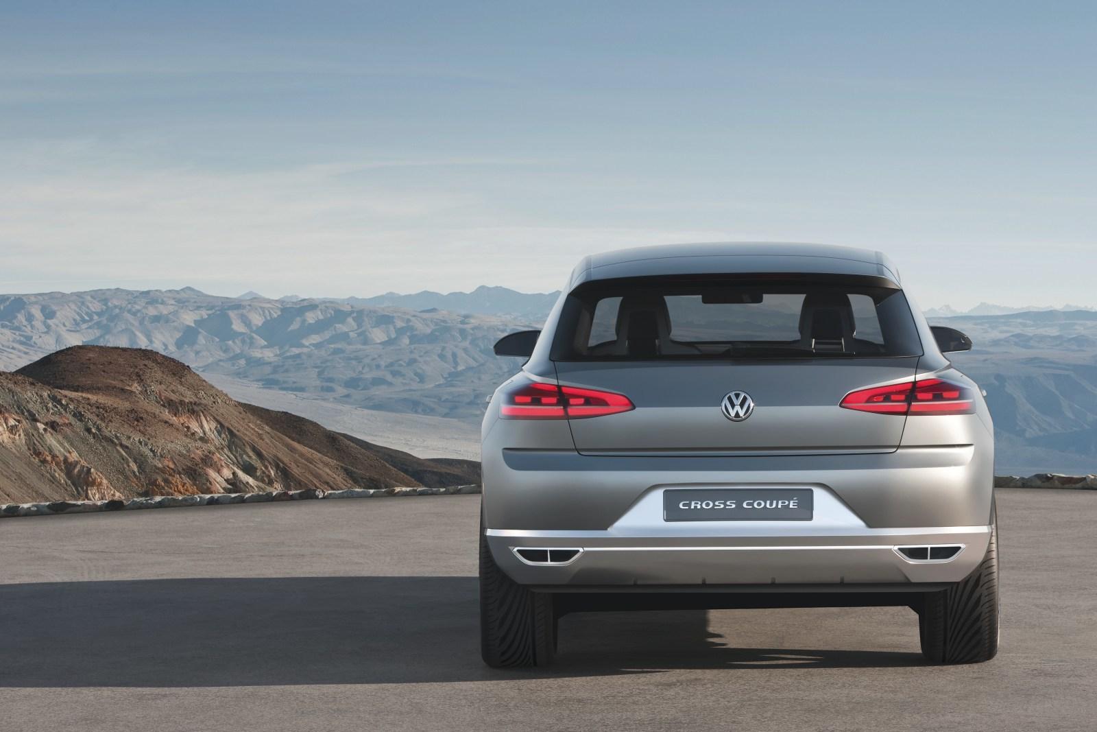 Foto de Volkswagen Cross Coupé (5/10)