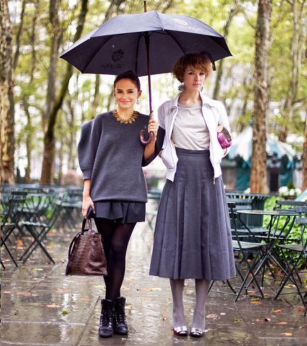 Los 10 mejores looks de streetstyle de la Semana de la Moda de Nueva York