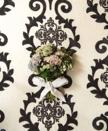 Canovas 16 Terciopelo Flores