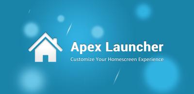 APEX Launcher 2.2 sale del beta y ahora trae el sabor de KitKat a todos