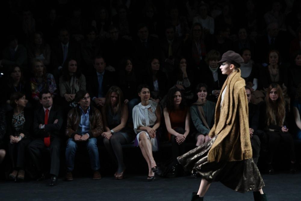 Foto de Jesús del Pozo en la Cibeles Fashion Week Otoño-Invierno 2011/2012 (11/71)