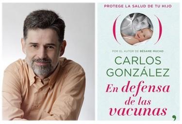 """""""Los laboratorios ganan mucho más dinero haciendo jarabes para la tos, vitaminas y reconstituyentes que con las vacunas"""". Entrevista a Carlos González (II)"""