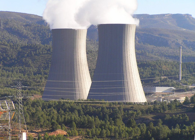 Cofrentes Nuclear Power Plant Cooling