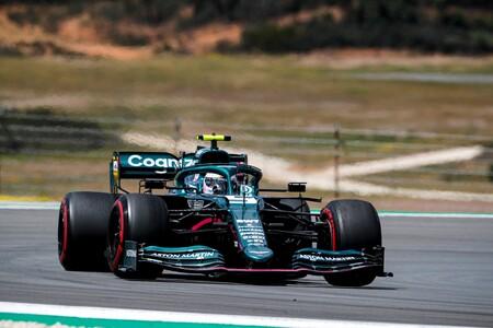 Vettel Portugal F1 2021