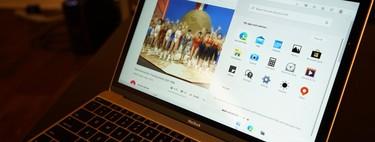 Consiguen instalar Windows 10X, el sistema operativo de Microsoft para dispositivos con dos pantallas, en un MacBook